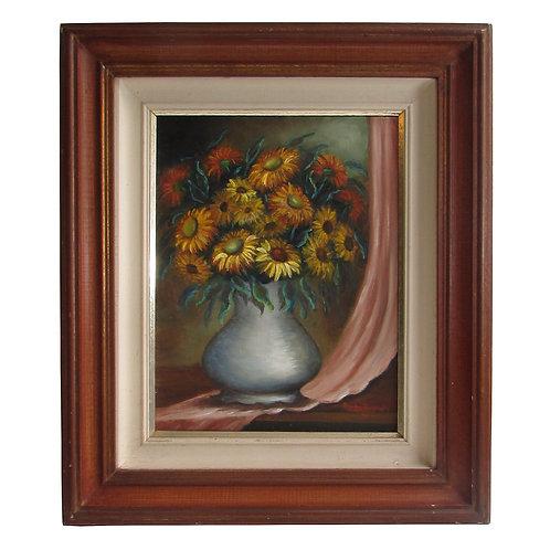 Quadro Vaso de Flores