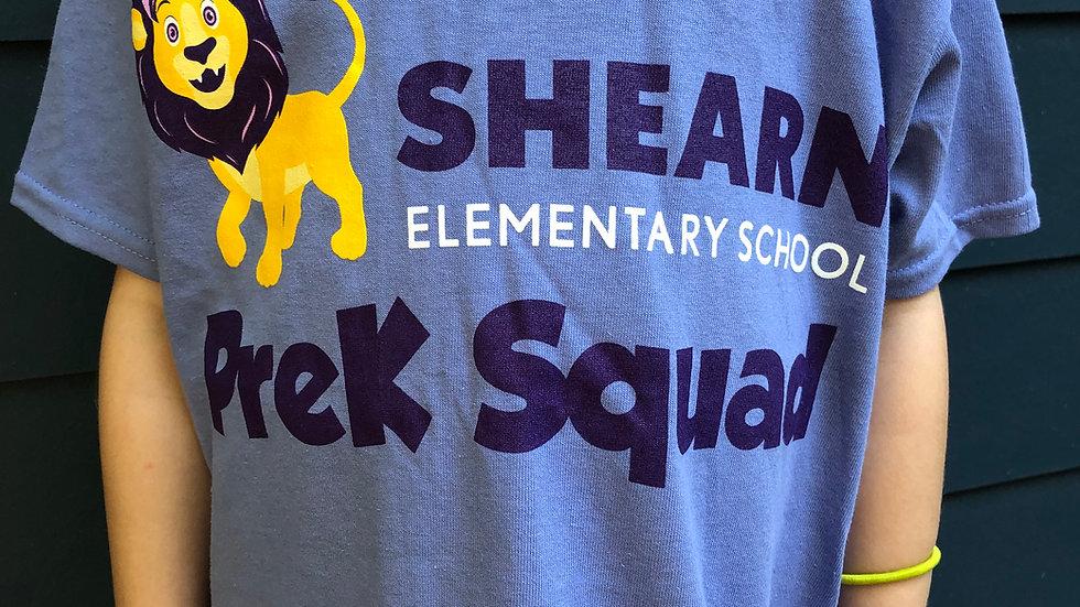 Pre-K T-Shirt / Camisa de Pre-K