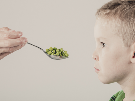 What to do with those Picky Eaters?