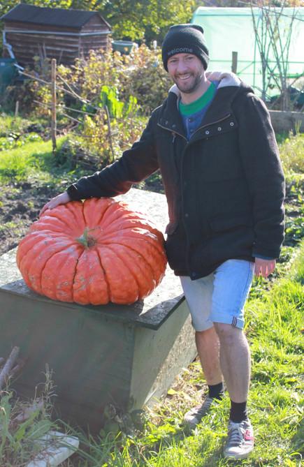 Ash Road Allotments Big Pumpkin.jpg