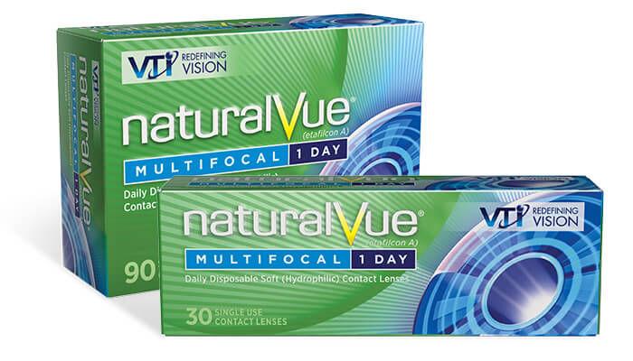 NaturalVue 老花隱形眼鏡 免費試戴計劃