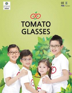 tomato eyeglasses