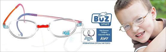 Buz 自由配搭童裝眼鏡品牌- Buz 安全輕巧