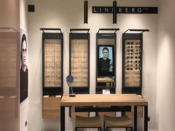 Lindberg design store (Wan Chai) 灣仔專門店