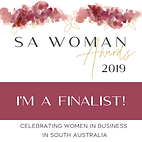 SA Woman Awards - Finalist Graphic 2019.