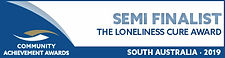 The Loneliness Cure Award Semi Finalist