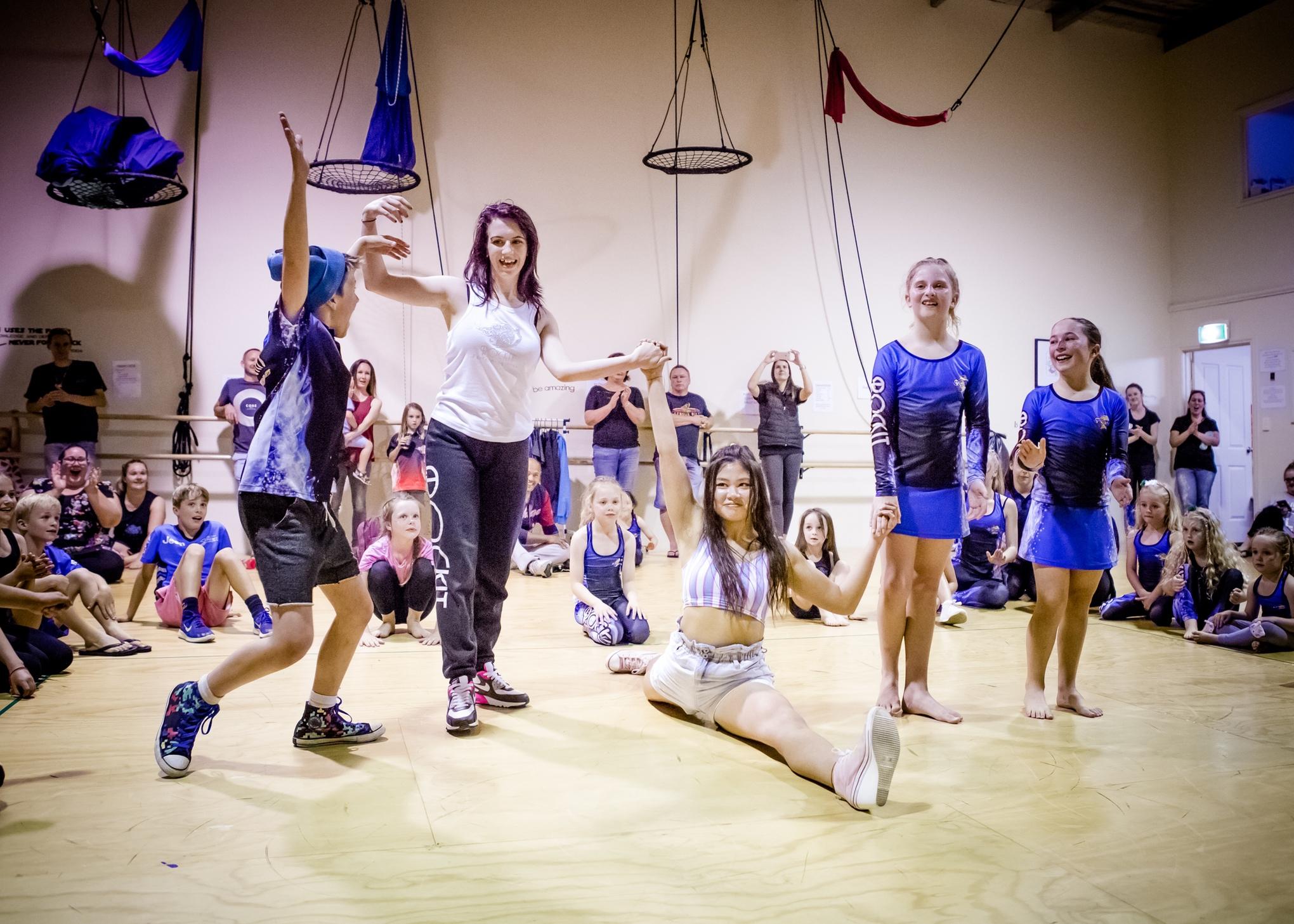 Dance Acrobatics Cheer Drama Singing Ballet Mount Barker Adelaide Hills