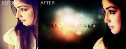 Yami Gautam Before&After