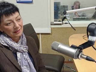 Радио России провело интервью с директором ЦССВ №9 Светланой Андреевной Дюба!