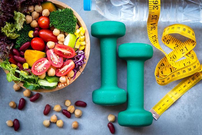 bigstock-Fresh-Vegetable-Salad-And-Heal-