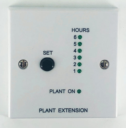 Plant Extension Pushbutton / LED
