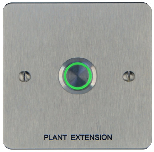 Plant Extension Pushbutton