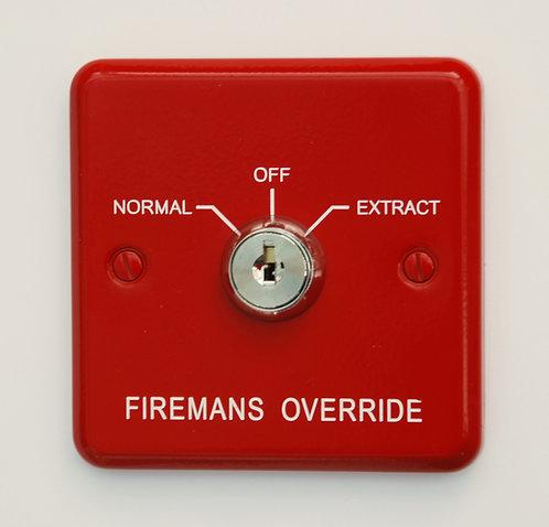 Firemans Override Keyswitch