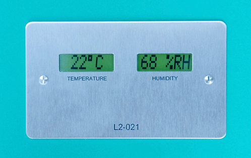 Dual 12mm Display 0 - 10Vdc, 4 - 20mA
