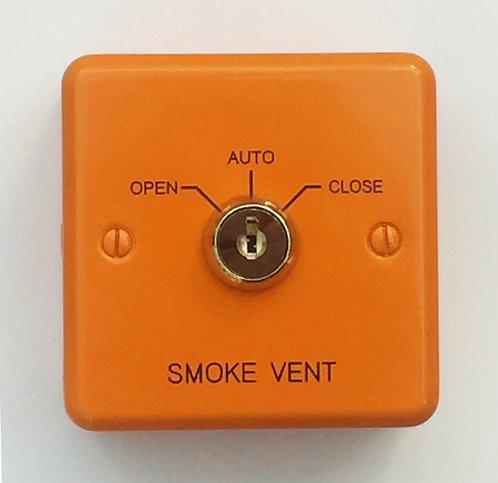 Smoke clearance Keyswitch Yellow / Orange