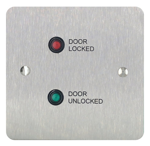 Door Status Indicators