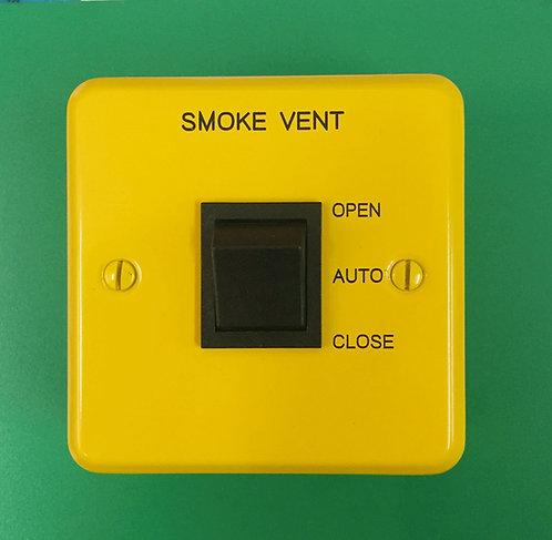 Smoke clearance Rocker switch Yellow