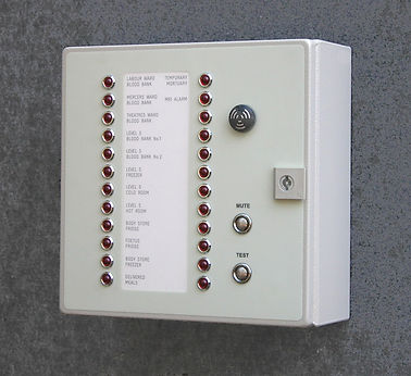 Alarm panel replacable legends.jpg
