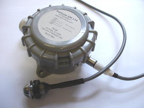 Temp / Humidity with remote Thimble Sensor