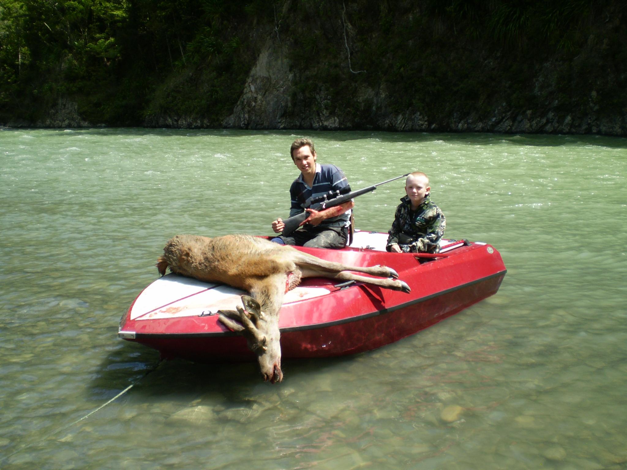 hunting 309