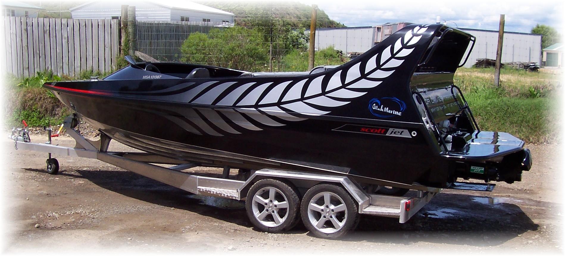 Eryns boat