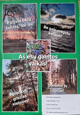 Liepa Čiplytė, Klavarijos gimnazija.jpg