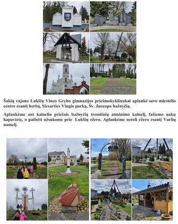 Šakių rajono Lukšių Vinco Grybo gimnazij