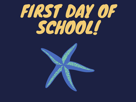 Download your First Day of School Sign!