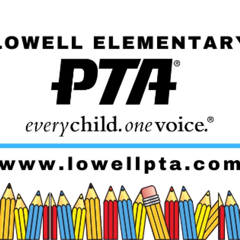 April PTA Association Meeting