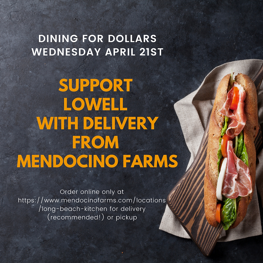 Dining for Dollars with Delivery from Mendocino Farms
