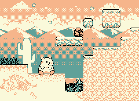 mountain tileset