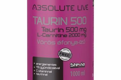 L-karnitin, taurin ital