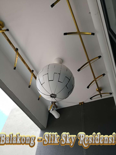 Ceiling Mounted Lifting Drying Rack