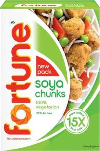 Fortune soya chunks 200 gm + 25 gm extra