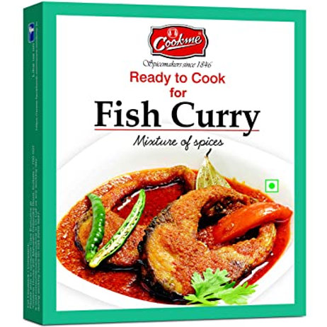 Cookme Fish Curry (50 gm)