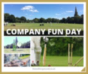 Corporate Cricket - Website (February 20