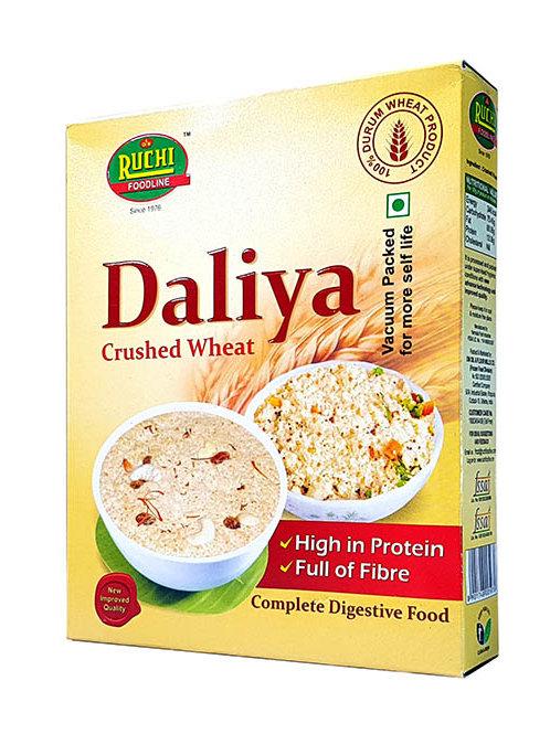 Ruchi Daliya Crushed Wheat (500g)