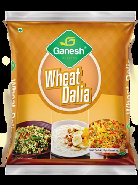 Ganesh Wheat Dalia  (500 g )