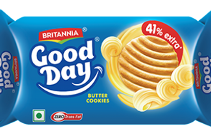 NEW GOOD DAY BUTTER