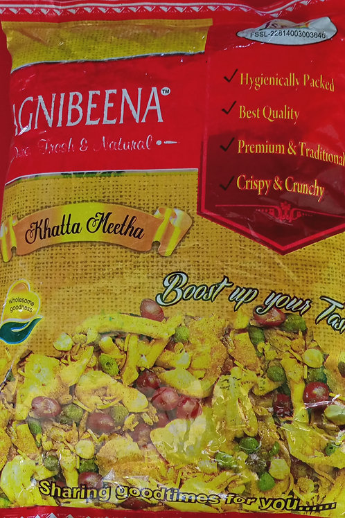 Agnibeena Khatta Meetha Snack's (500g)