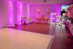 Dressing up the Function Room