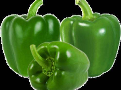 সিমলা মির্চ (Capsicum green)250 gm
