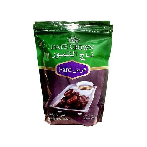 date crown dates (500g)