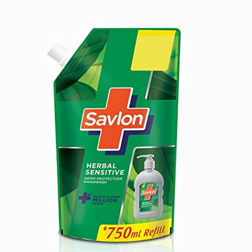 Savlon Herbal Sensitive Handwash (750ml)