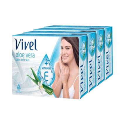 Vivel Aloe Vera BUY 3 Get 1 Free (400g)