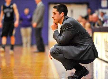 Chris Kraus – 1st Men's Canadian NCAA Basketball Head Coach