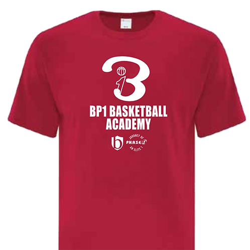 BP1 Academy Tee