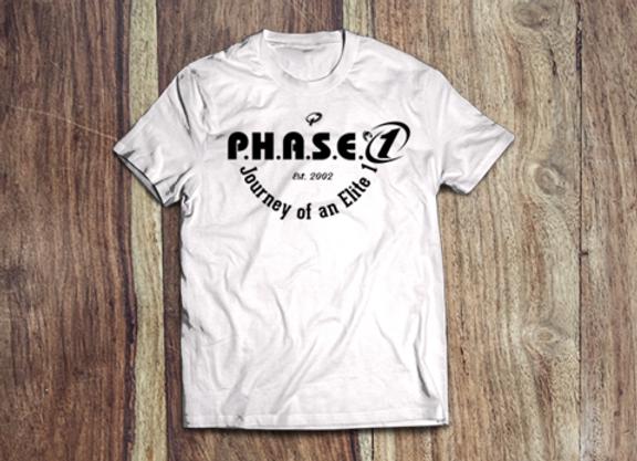 P.H.A.S.E. 1 EST Tee