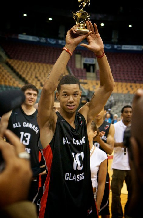 Negus Webster-Chan - All Canada Classic