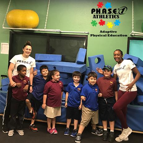 P.H.A.S.E. 1 Adaptive Physical Education